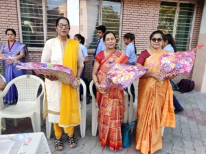 Farewell of Teachers Retired (on 18th April 2019)